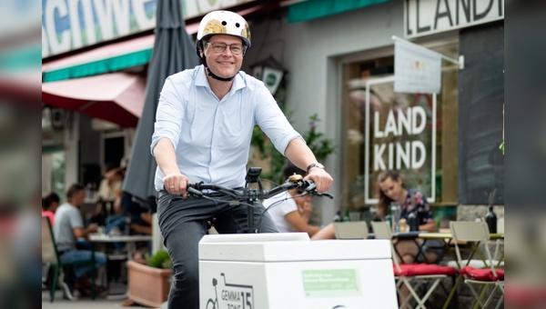 Klimastadtrat Jürgen Czernohorszky
