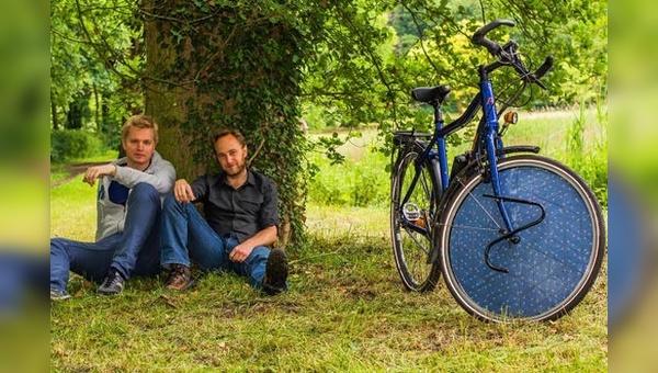 ... diese Idee verfolgt Dutch Solar Cycle