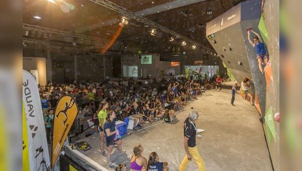 Ein Spitzensport-Event wird im Rahmen der OutDoor 2018 ausgetragen.