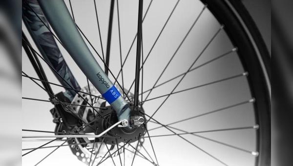 Das finnische Bike des Jahres verfügt über ein ABS-System
