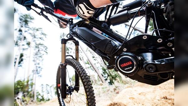Im vergangenen Jahr stellte Yamaha überabeitete Motoren vor.