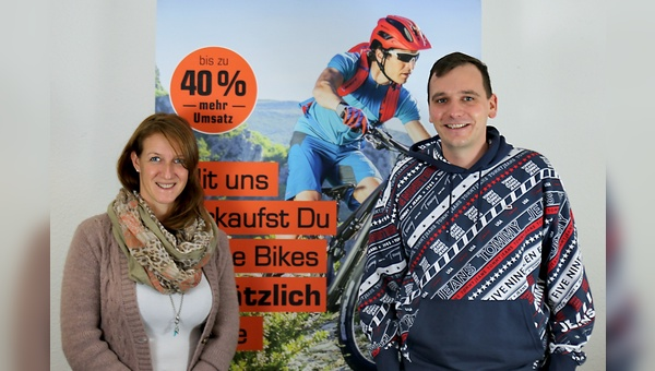 Nicole Schoettle und Friedemann Vieweger