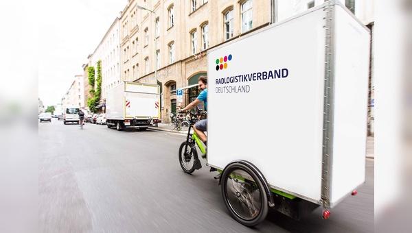 Lastentransport mit dem E-Bike - Problemloeser in Innenstaedten.