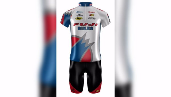 Fuji-Team-Dress von Northwave