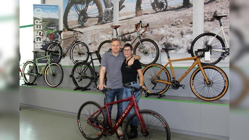 Thomas Wiesel und Jessica Lilly