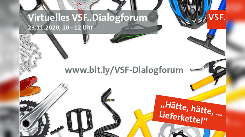 VSF.Dialogforum am 23. November online