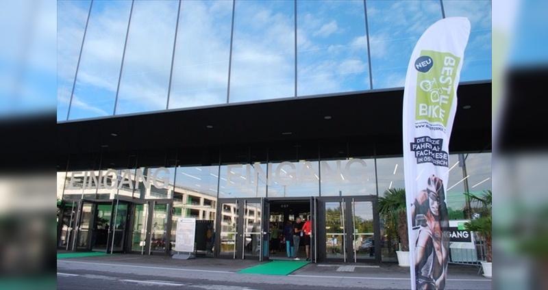 Messezentrum Salzburg lädt zur Best of Bike