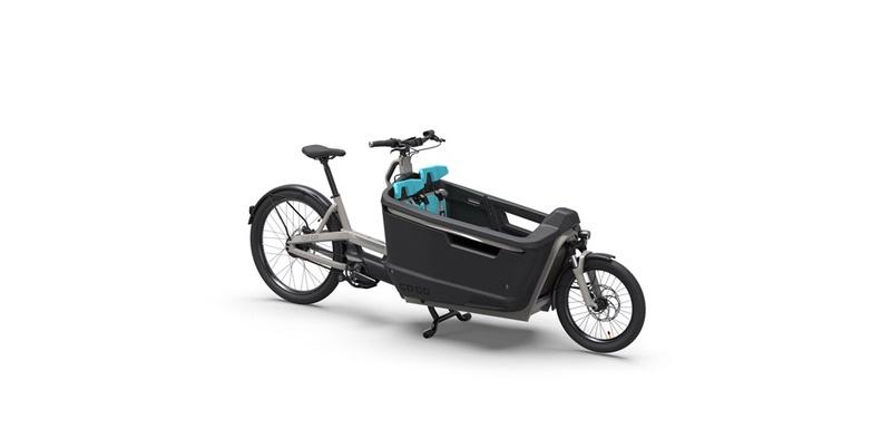 Das neue Ca Go Lastenrad im Detail