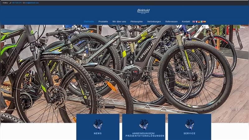 Startseite zu www.birkhold.com
