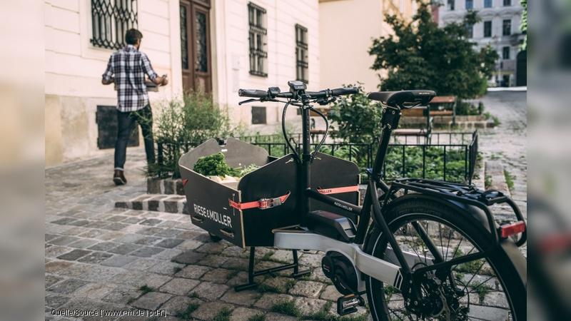 Cargobikes begeistern immer mehr gewerbliche und private Nutzer.