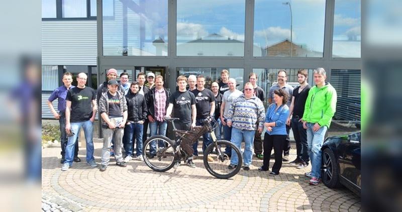 20 Händler bildeten sich in Sachen E-Rider weiter