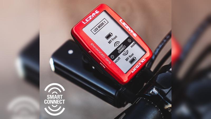 GPS-Computer mit dem Smartphone steuern