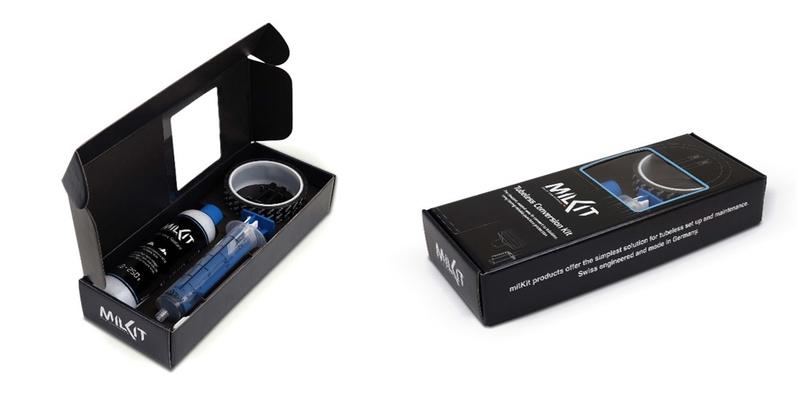 Conversion-Kit und Felgenbänder