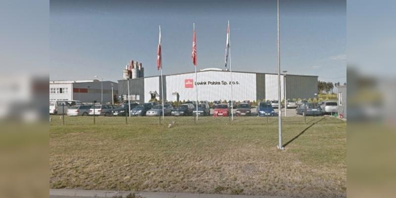 Dank einer neu uebernommenen Fabrik in Polen weitet sich die Produktionskapazitaet aus.