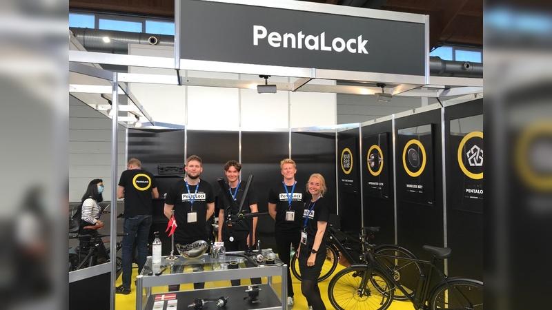 Eurobike-Auftritt von Pentalock