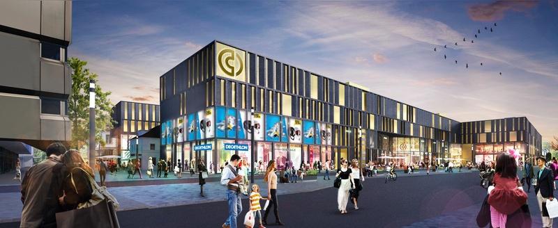 Der erste Fachmarkt der Franzosen in der Bodenseeregion befindet sich in Singen.