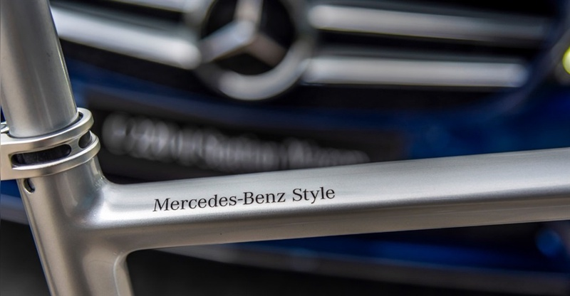 Mercedes-Benz Style kooperiert mit neuem Partner aus der Fahrradindustrie