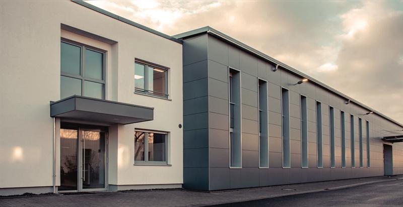 Neues Innovation & Design Center in Sennfeld