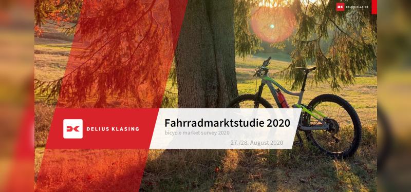 Die Fahrradmarktstudie von Delius Klasing bietet einmal mehr interessante Einsichten in den Markt und die Kaufabsichten der Leser.