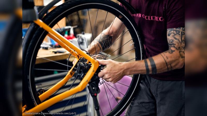 Für Fahrradreparaturen ist in Deutschland kein ermäßigter Umsatzsteuersatz in Planung.