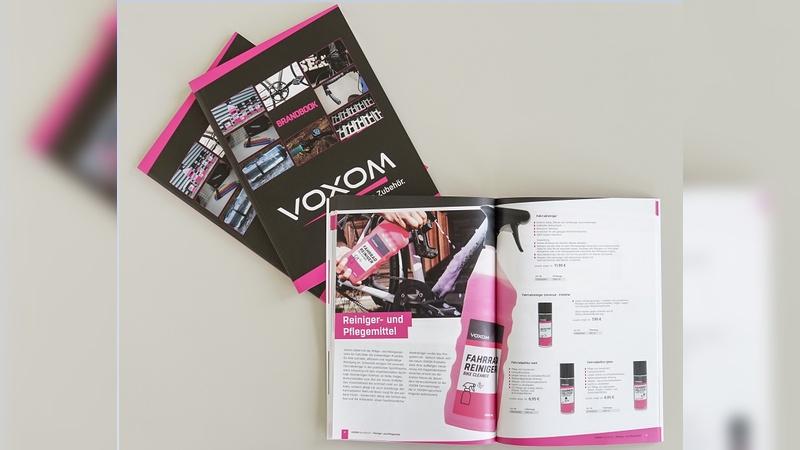 Erstes Brandbook für Voxom