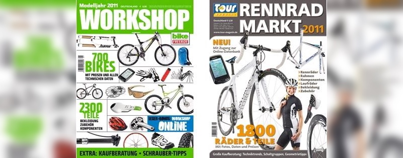 Bike Workshop und Rennrad Markt 2011