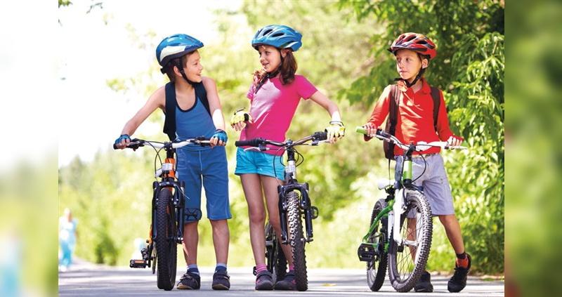 Nachwuchsprobleme beim Fahrrad?