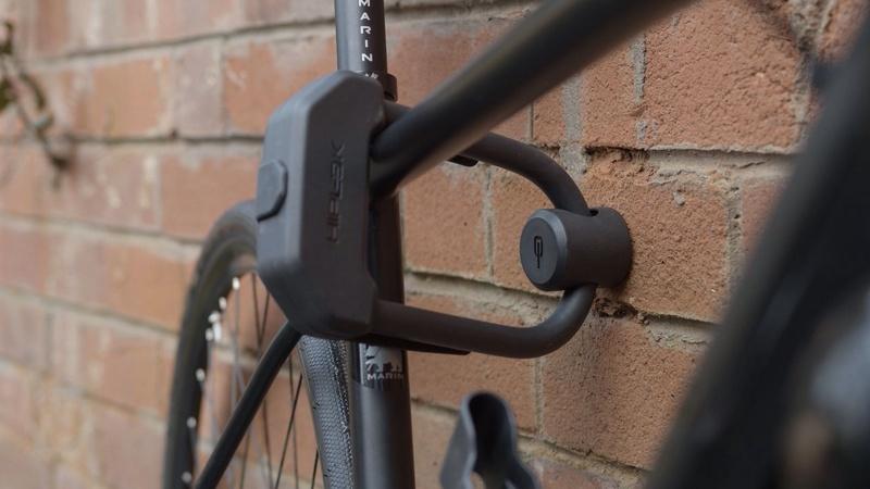 ANKR Mini in Verbindung mit einem D-Lock