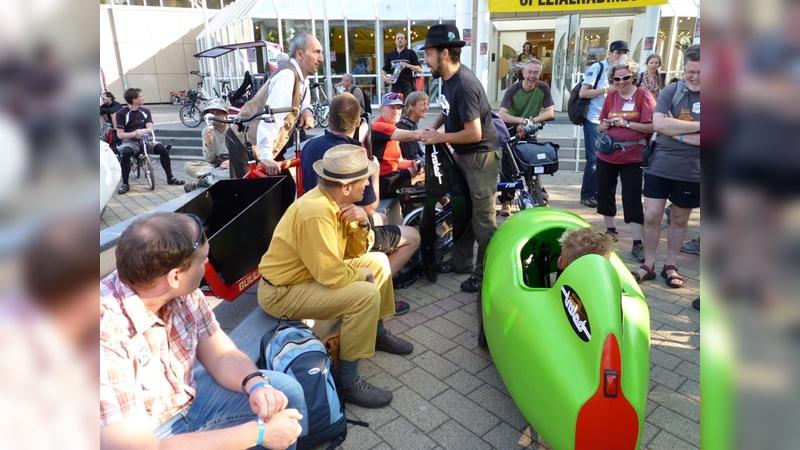 Die Spezi lockt Fahrradfans nach Germersheim