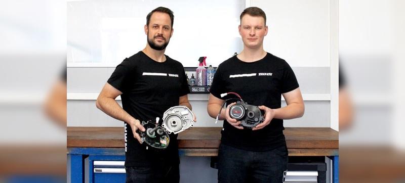Reto Kölliker (links) und Joel Christen