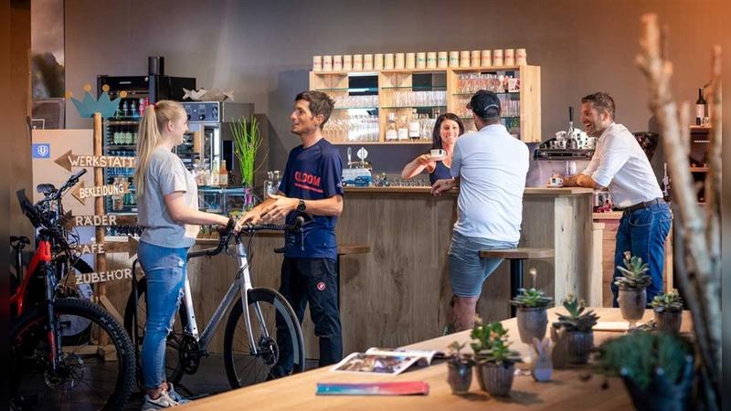 Radhändler erleben ein erfolgreiches Jahr, zumindest im Vergleich zu allen anderen Branchen.