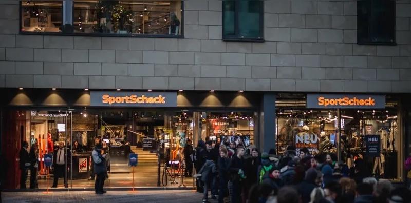 SportScheck kann neue Inhaber bekommen.