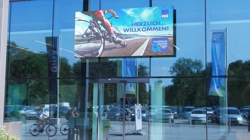 Die Fahrrad Ordertage können 2020 nicht stattfinden.
