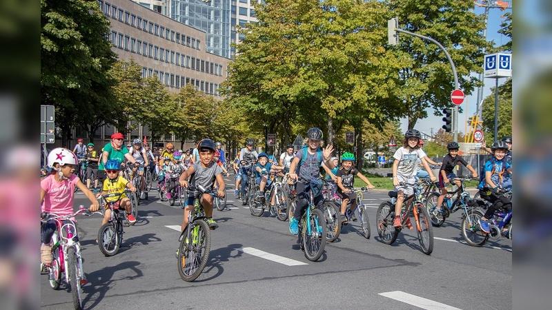 Kidical Mass - Das Aktionswochenende steigt am 19. und 20. September