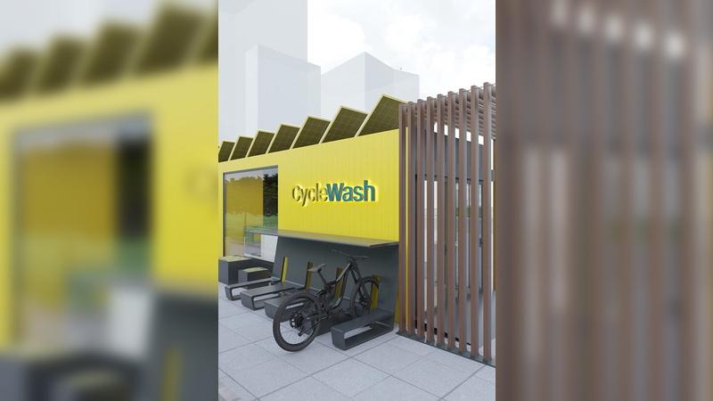 Self-Service Washpoints von CycleWash