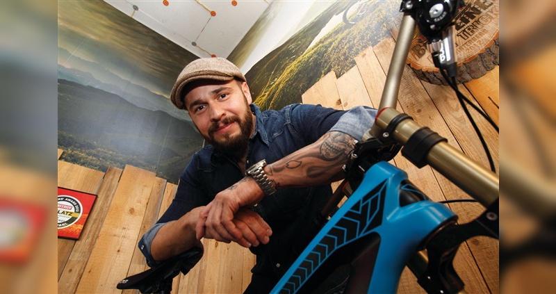 »Wir sind in Europa heute schon die Nummer Eins im Mountainbike-Gravity-Bereich«, sagt Markus Flossmann, Gründer und Geschäftsführer von YT.