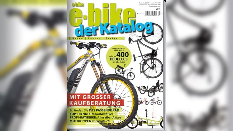 Marktübersicht zu E-Bikes