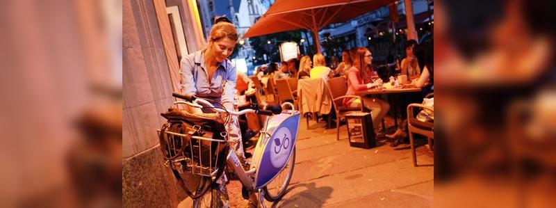 Call A Bike Karlsruhe