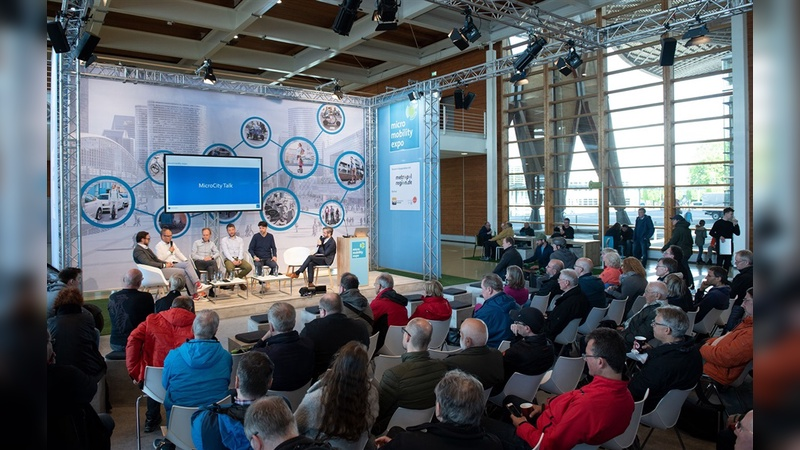Die Micromobility Expo findet 2020 wieder in Hannover statt.