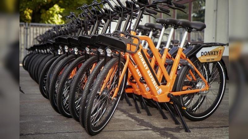 Die Bikes können künftig sieben Tage am Stück gemietet werden.