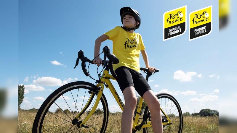Frog bietet nun Kinder- und Jugendräder für die kleinen Tour-Fans.