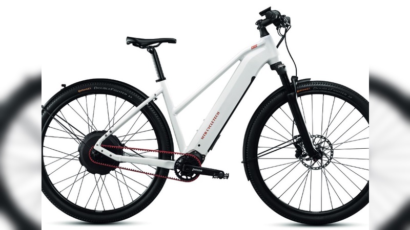 E-Bike-Modell Code in einer Damen-Version