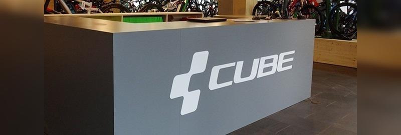 Zwei neue Cube-Stores by Multicycle stehen kurz vor der Eröffnung.