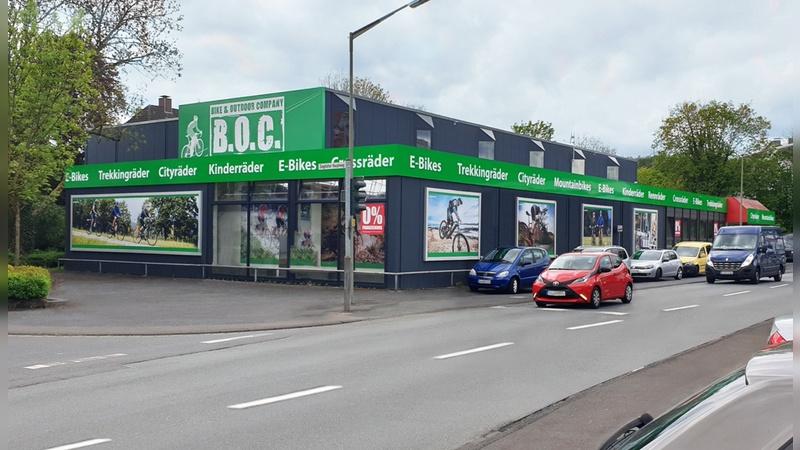 Neuer Standort in Siegen eröffnet am 28. Mai.