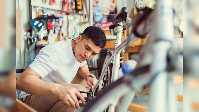 Wie sieht ein Fahrradladen in zehn Jahren aus?