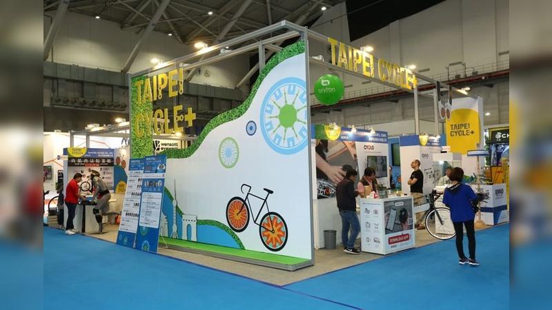 Die Taipei Cycle Show steht 2020 unter unguten Vorzeichen.