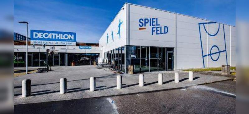 Die Firmenzentrale in Plochingen