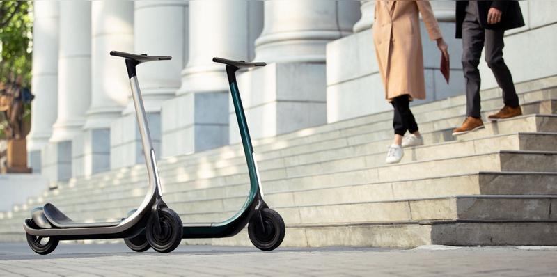 Edel aber kostspielig: Der Carbon-E-Scooter aus dem 3D-Drucker