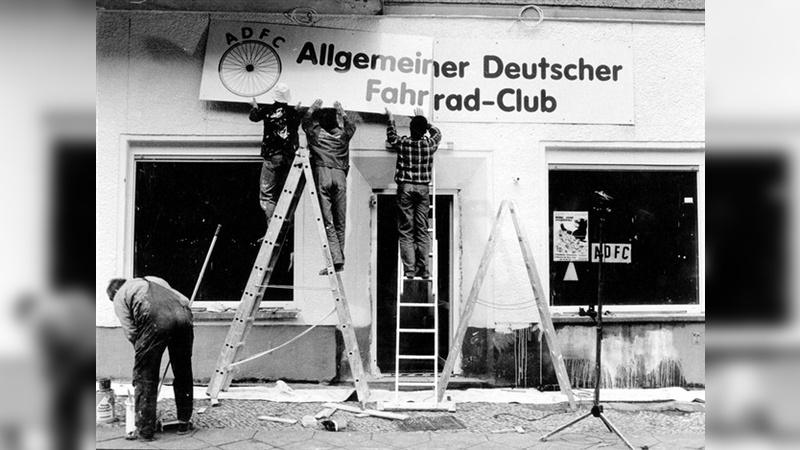 Seitdem der ADFC vor 33 Jahren gegründet wurde, haben sich Image und Aufgabenspektrum des Radfahrerverbands gewandelt.