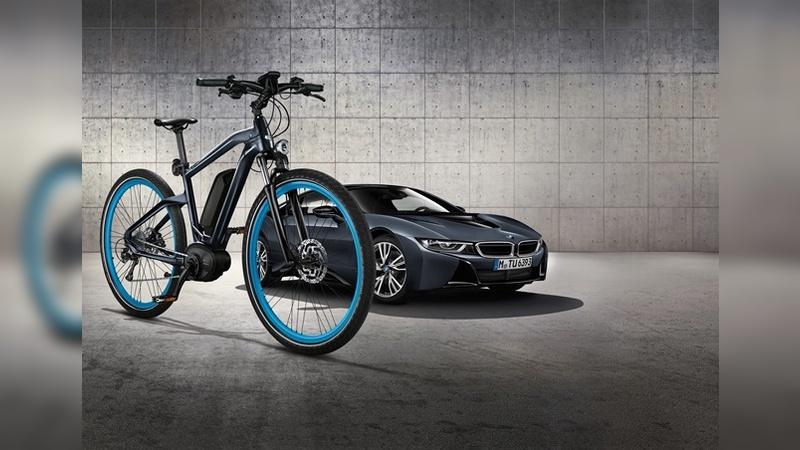 Cruise E-Bike Protonic Dark Silver
